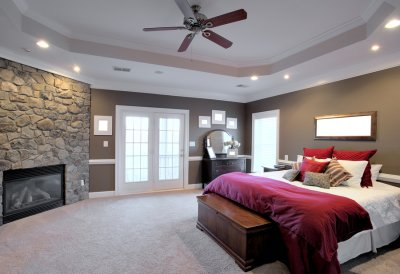 Functional ceiling fans